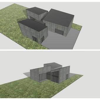 Architektūra, interjero dizainas / Rūta Barisaitė / Darbų pavyzdys ID 512641