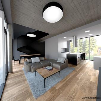 Architektūra, interjero dizainas / Rūta Barisaitė / Darbų pavyzdys ID 512643