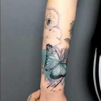 Įšskirtinio dizaino bei kokybės fotorealistinės tatuiruotės / Focus Mind / Darbų pavyzdys ID 513945