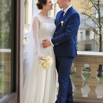 Vestuvinių ir proginių suknelių siuvimas Vilniuje / Oksana Dorofejeva / Darbų pavyzdys ID 513951