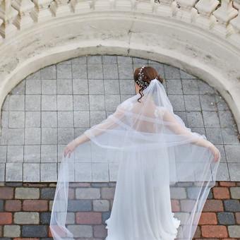 Vestuvinių ir proginių suknelių siuvimas Vilniuje / Oksana Dorofejeva / Darbų pavyzdys ID 513957