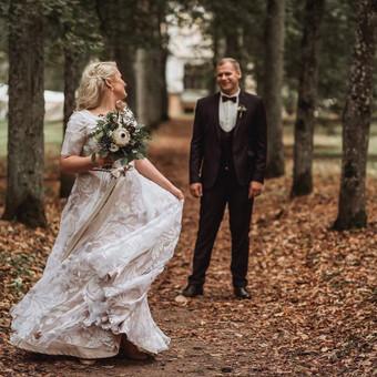 Vestuvinių ir proginių suknelių siuvimas Vilniuje / Oksana Dorofejeva / Darbų pavyzdys ID 513969