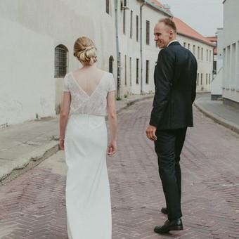 Vestuvinių ir proginių suknelių siuvimas Vilniuje / Oksana Dorofejeva / Darbų pavyzdys ID 513973