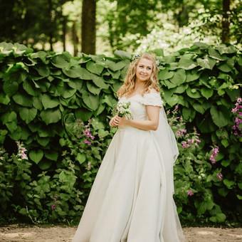 Vestuvinių ir proginių suknelių siuvimas ir taisymas / Larisa Bernotienė / Darbų pavyzdys ID 514401