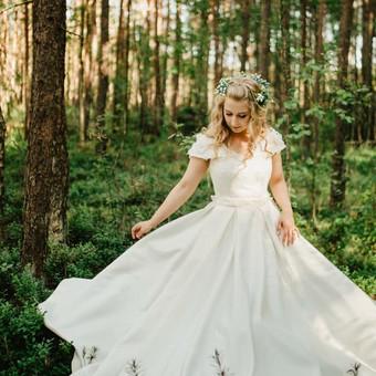 Vestuvinių ir proginių suknelių siuvimas ir taisymas / Larisa Bernotienė / Darbų pavyzdys ID 514403
