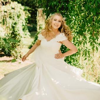 Vestuvinių ir proginių suknelių siuvimas ir taisymas / Larisa Bernotienė / Darbų pavyzdys ID 514405