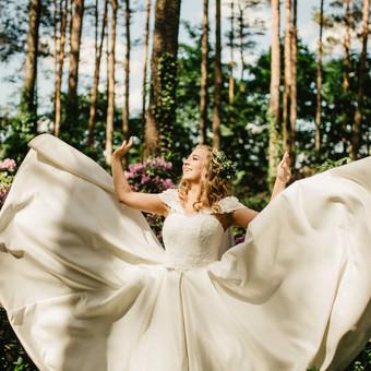 Vestuvinių ir proginių suknelių siuvimas ir taisymas / Larisa Bernotienė / Darbų pavyzdys ID 514407