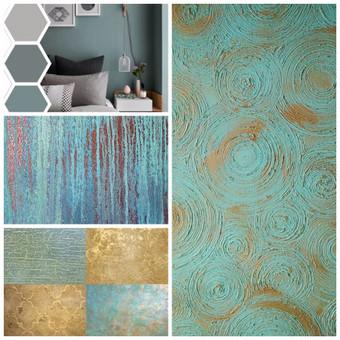 Meninis sienų dažymas / Meninis sienų dekoravimas / Darbų pavyzdys ID 515183
