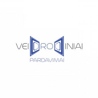"""""""Veidrodiniai pardavimai"""" logotipas.  © Tatjana Iljina"""