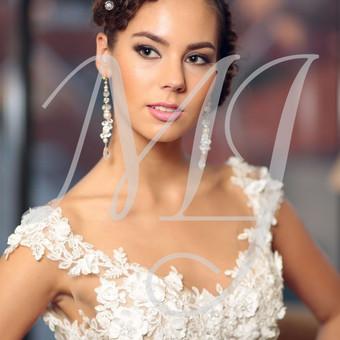 Individualus vestuvinių suknelių siuvimas / MJ Bridal Couture / Darbų pavyzdys ID 73615