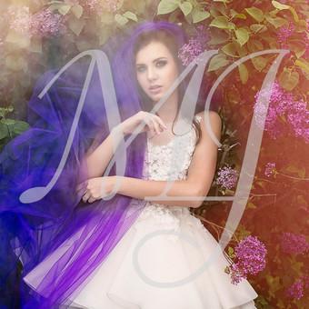 Individualus vestuvinių suknelių siuvimas / MJ Bridal Couture / Darbų pavyzdys ID 73617