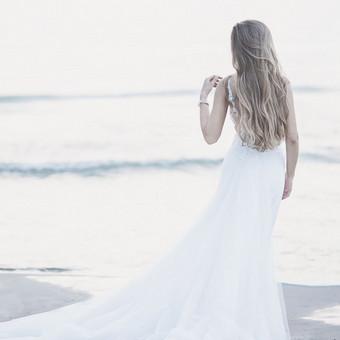 Individualus vestuvinių suknelių siuvimas / MJ Bridal Couture / Darbų pavyzdys ID 73620