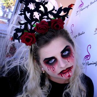 Grimas Halloweenui