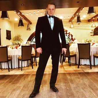 Profesionalus renginių vedėjas Vilniuje / Aleksandr Suslonov / Darbų pavyzdys ID 517937