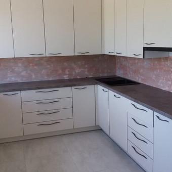 Virtuvės baldų ir spintų gamyba / UAB Miltoma / Darbų pavyzdys ID 517987