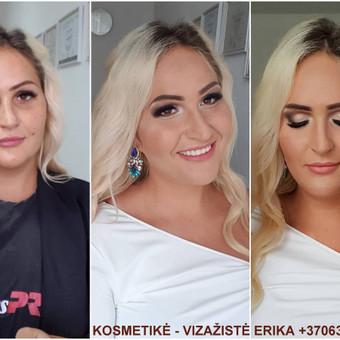 Kosmetikė - vizažistė Erika / Erika Palenckaitė / Darbų pavyzdys ID 518329