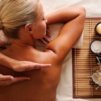 Kūno atpalaiduojantis masažas