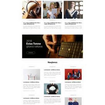 Internetinių puslapių ir grafikos dizainas / Vilma / Darbų pavyzdys ID 518515