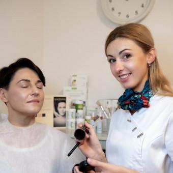 Atsakymai į rūpimus odos priežiūros klausimus ir rekomendacijos klientėms.