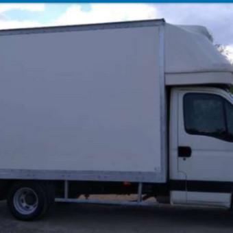 Perkraustymo paslaugos / Krovinių Pervežimas / Darbų pavyzdys ID 519809