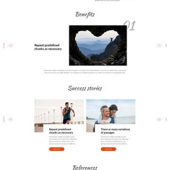 Internetinių puslapių ir grafikos dizainas / Vilma / Darbų pavyzdys ID 520717