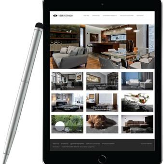 Interneto svetainių ir el. parduotuvių kūrimas / ADISOFT / Darbų pavyzdys ID 522851