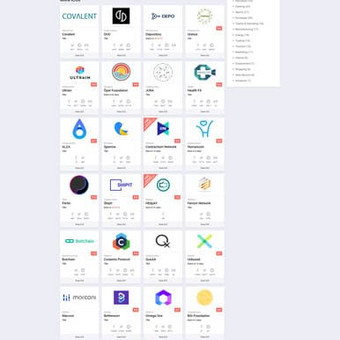 Blockchain programavimas