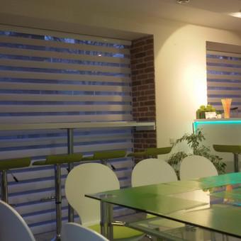 Roletai Diena - Naktis biuro patalpose
