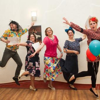 Šokių pamokos Vilniuje. Išmokti šokti gali visi. Pabandyk! / Kristina Piekautaitė / Darbų pavyzdys ID 525313
