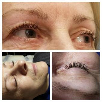 """""""Deluxe eyelash series"""" C linkis 7-9mm ilgiai"""
