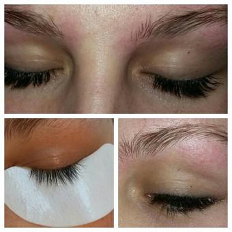 """""""Deluxe eyelash series"""" C linkis 9-12mm ilgiai"""