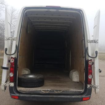 Krovinių pervežimas / Virgilijus / Darbų pavyzdys ID 529225