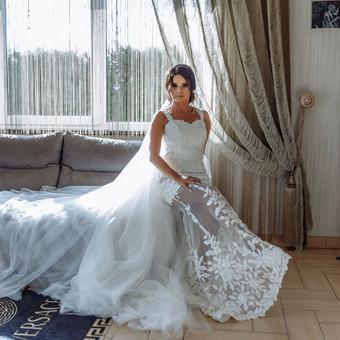 Vestuvinių ir proginių suknelių siuvimas ir taisymas / Larisa Bernotienė / Darbų pavyzdys ID 529859