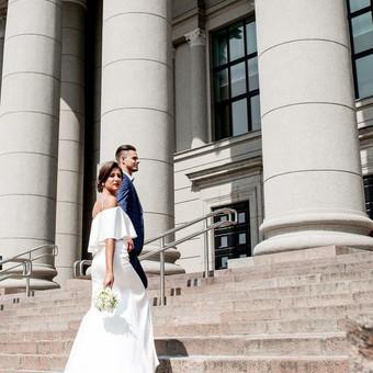 Vestuvinių ir proginių suknelių siuvimas ir taisymas / Larisa Bernotienė / Darbų pavyzdys ID 529865