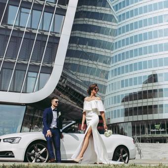 Vestuvinių ir proginių suknelių siuvimas ir taisymas / Larisa Bernotienė / Darbų pavyzdys ID 529877