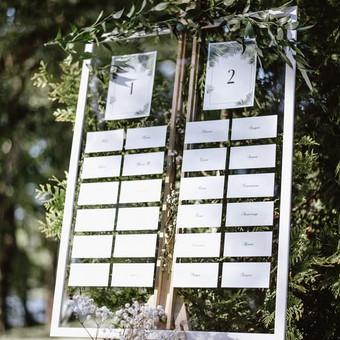 Vestuvių planuotoja - koordinatorė / IR Ideas / Darbų pavyzdys ID 530837