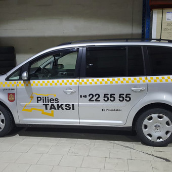 Reklamos Paslaugos ir Gamyba / Darius Simalis / Darbų pavyzdys ID 530933