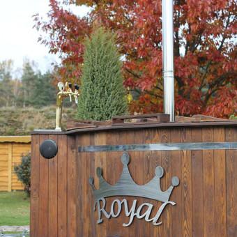 Unikalus, Didžiausias rinkoje kubilas Royal / kubilasroyal / Darbų pavyzdys ID 532109