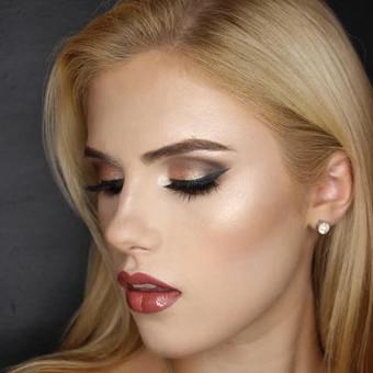 Aistė Skunčikaitė Makeup artist / Aistė Skunčikaitė / Darbų pavyzdys ID 532405