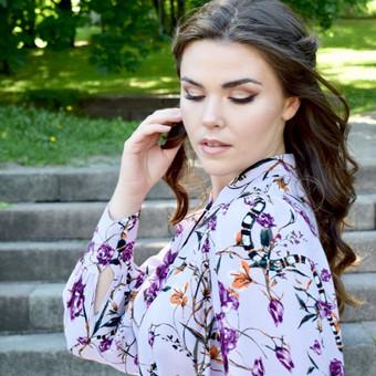 Aistė Skunčikaitė Makeup artist / Aistė Skunčikaitė / Darbų pavyzdys ID 532413