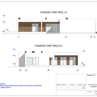 Architektas, projektavimas / RN projektai / Darbų pavyzdys ID 532997