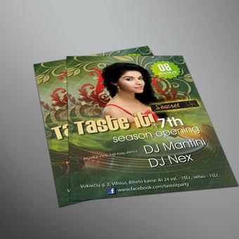 Reklamos Paslaugos ir Gamyba / Darius Simalis / Darbų pavyzdys ID 533411