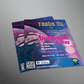 Reklamos Paslaugos ir Gamyba / Darius Simalis / Darbų pavyzdys ID 533413