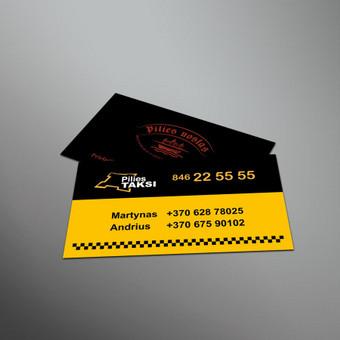 Reklamos Paslaugos ir Gamyba / Darius Simalis / Darbų pavyzdys ID 533613