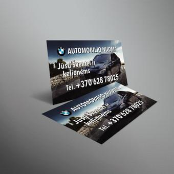 Reklamos Paslaugos ir Gamyba / Darius Simalis / Darbų pavyzdys ID 533657