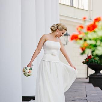 Vestuvinių ir proginių suknelių siuvimas Vilniuje / Oksana Dorofejeva / Darbų pavyzdys ID 75117