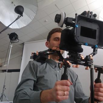 Video paslaugos - filmavimas ir gamyba. / Marius Bobina / Darbų pavyzdys ID 75144