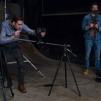 Video paslaugos - filmavimas ir gamyba. / Marius Bobina / Darbų pavyzdys ID 75143