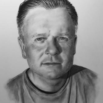 Portretai Paveikslai Šaržai Tatuiruotės / Rytis Songaila / Darbų pavyzdys ID 75198