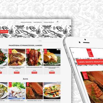 reklamos agentūra | Efektyvios interneto svetainės / Laisvalaikio Renginiai MB / Darbų pavyzdys ID 534771